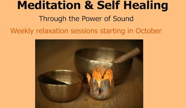 Meditation and Sound Healing sessions in London