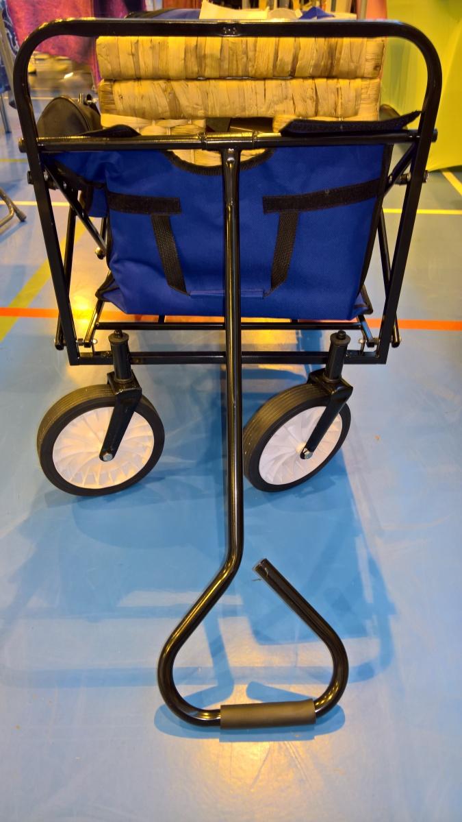 My cart - setting up