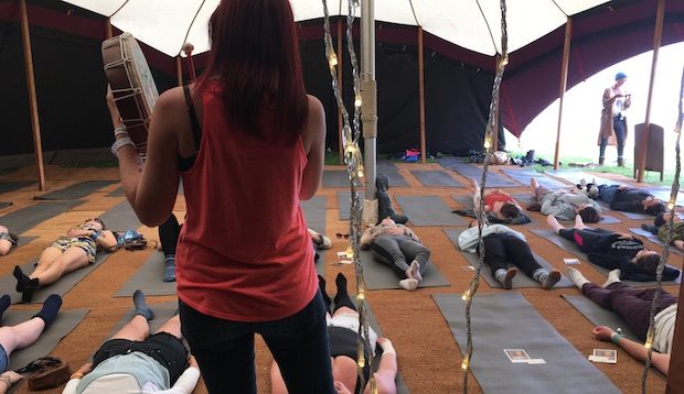Kalie Jade Boardmasters Festival Workshop