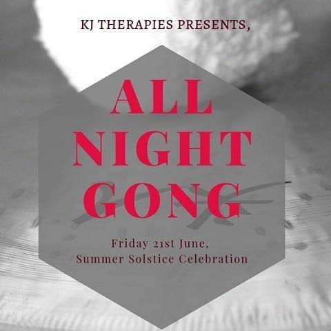 All Night Gong Bath